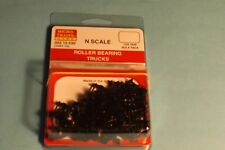 N Scale Micro-Train Couplers ROLLER BRG TRKS (W/O COUPLERS) 10 PACK # 003-10-030