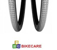 Pair Of Grey 24x1 3/8 Wheelchair/Bike Tyres vc-2803