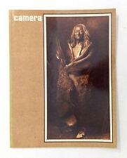 Camera 52° année Decembre 1973 n. 12 Les Indiens de l'Amérique du nord