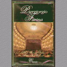 """PIERGIORGIO FARINA """" CLASSIC """" MUSICASSETTA SIGILLATA  FONIT CETRA 1991"""