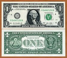 USA, $1, 2013, P-New, D (Clevelend, OH) UNC