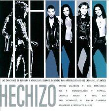 Hechizo Tributo a Heroes Del Silencio Bunbury 2 CD Set