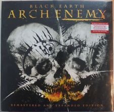 Arch Enemy - Black Earth 2x LP / 180 Gram Vinyl / Gatefold (2013) Death Metal