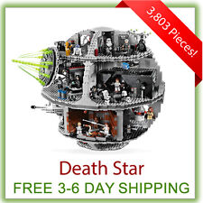 Death Star - Compatible with Star Wars Lego 10188 Death Star Blocks