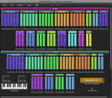 VIRTUAL editor / programmer -  NOVATION DRUMSTATION / D-STATION - LOGIC v4 - X