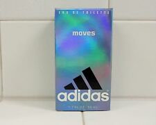 ADIDAS MOVES EDT SPLASH FOR MEN 1.7 OZ *NEW IN BOX*