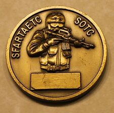 D Co 2nd BN 1st SWTG SFARTAETC SOTC Advance Special Forces Army Challenge Coin