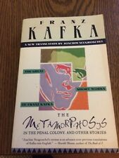 Franz Kafka The Metamorphosis, In the Penal Colony, and Other Stories (NICE!)
