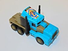 TRANSFORMERS G2 POWERMASTER STAXX 100% COMPLETE 1994 EURO EXCLUSIVE HASBRO
