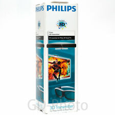 NEW Philips PTA215 3D Transmitter for Philips 3D Ready TV PFL8505 8605 8685 9705