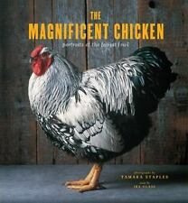 The Magnificent Chicken by Tamara Staples Hardcover Book (English)
