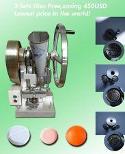 TDP-1.5 single punch press machine,3 punch die mold, pressing machine