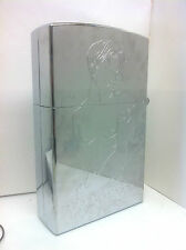 Roccobarocco Silver Jeans Perfume Dummy Display Bottle as Pic  Authentic 13X8X3