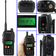 Quansheng TG-TK10AT walkie talkie 10W 100CH UHF Analog 2-Way Radio TOT CTCSS/DCS