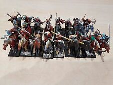 Warhammer Fantasy Wood Elf Glade Riders x17