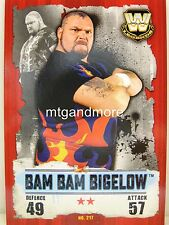Slam Attax Takeover - #217 Bam Bam Bigelow