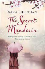 Il segreto MANDARINO By Sara Sheridan (tascabile, 2009) NUOVO LIBRO