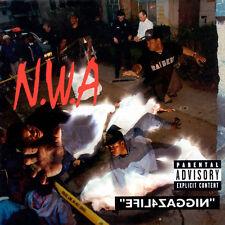 """N.W.A - Efil4zaggin (Limitada 12"""" Vinilo LP Back To Negro + MP3)"""