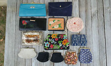 Lot Of 13 VINTAGE WALLETS & COIN PURSES 5 Wallets 8 Coin Purses Leather Vinyl ++