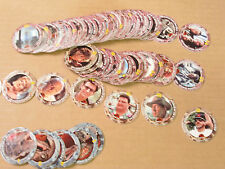JURASSIC PARK POGS COMPLETE SET OF ALL 54 BY SKYCAPS AWESOME