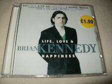 BRIAN KENNEDY - LIFE, LOVE AND HAPPINESS - UK CD SINGLE