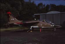 Original colour slide Alpha Jet AT-12 of 9 Wing Belgian Air Force