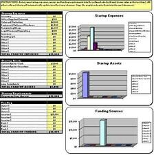 Pig Hog BBQ Smoker Catering Business Plan Start Up Template MS Word / Excel NEW!