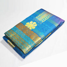 Pure Art Silk Sari Kanjipuram Saree Wedding Sari - Tussar Silk Saree
