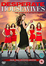 Desperate Housewives - Series 7 - Complete (DVD 6-Disc Set, Box Set) NEW SEALED