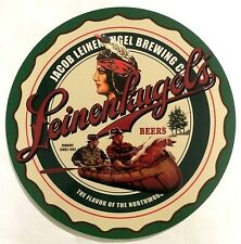 "Jacob Leinenkugel's Brewing Co. - 14"" Diameter Tin Sign - New - Free Shipping"