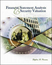 Financial Statement Analysis and Security Valuation (Mcgraw-Hill International