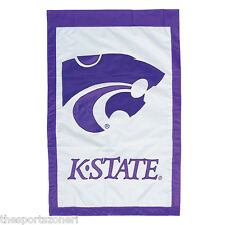 "Kansas State Wildcats 44"" x 28"" 2 Sided Flag"