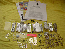 Huge Pocher 1/8 Ferrari Testarossa All Metal Engine Kit Upgrade Transkit 250 pcs