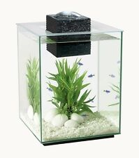 FLUVAL CHI 19L Nano Acquario Set 19L Hagen SMALL cyclinder forma