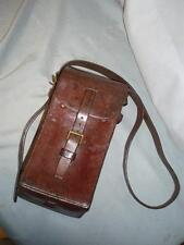 WW11 Leather Ammunition Magazine Case for a Madsen LMG.
