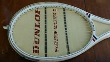 Vintage Dunlop McENROE MASTER 2 Tennis Racquet with Cover