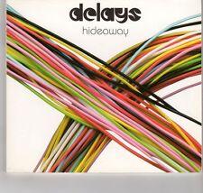 (GR448) Delays, Hideaway - 2006 DJ CD