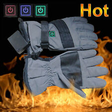 Bicycle Motorcycle Battery Powered Heated Gloves Hot Hands Warmer