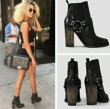 Bnwb.Allsaints Aiden Jules ankle boots.uk 7/40 £228.black.**OFFER PRICE**