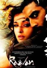 Raavan (2010) - Abhishek Bachchan, Aishwarya Rai - bollywood hindi movie dvd