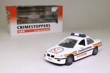 Richmond Toys; Vauxhall Omega; Crimestoppers Police Car; Excellent Boxed
