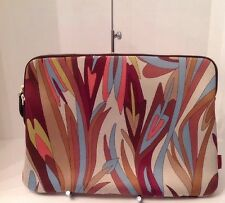 Missoni For Target Multi- Colored Laptop/IPad Computer Sleeve/Case Gorgeous !!