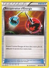 Récupération d'Energie-N&B:Explosion Plasma-80/101-Carte Pokemon Neuve Française