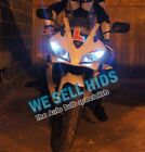 T10 W5W 501 5 SMD LED Side Light Bulbs White YAMAHA YZF R125 R1 14B motor bike