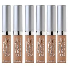 6 liquid concealer cover all wet n wild foundation wholesale joblot clearance uk