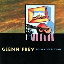 GLENN FREY - SOLO COLLECTION CD ALBUM (1999) - THE EAGLES