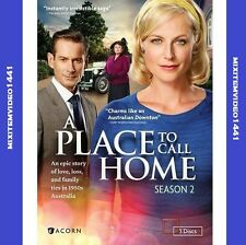 A Place to Call Home: Season 2 DVD Free Shipping