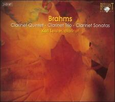 Clarinet Quintet-Clarinet Trio- 2007 by Karl Leister & Brandis