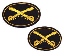 GUERRA CIVILE AMERICANA GLI UFFICIALI CAVALLERIA Oro Intrecciato Spade Cappello & KEPI Distintivo Set