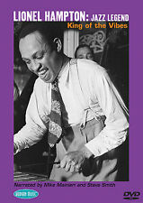 Lionel Hampton Jazz Legend King Of The Vibes Learn to Play Vibraphone Music DVD